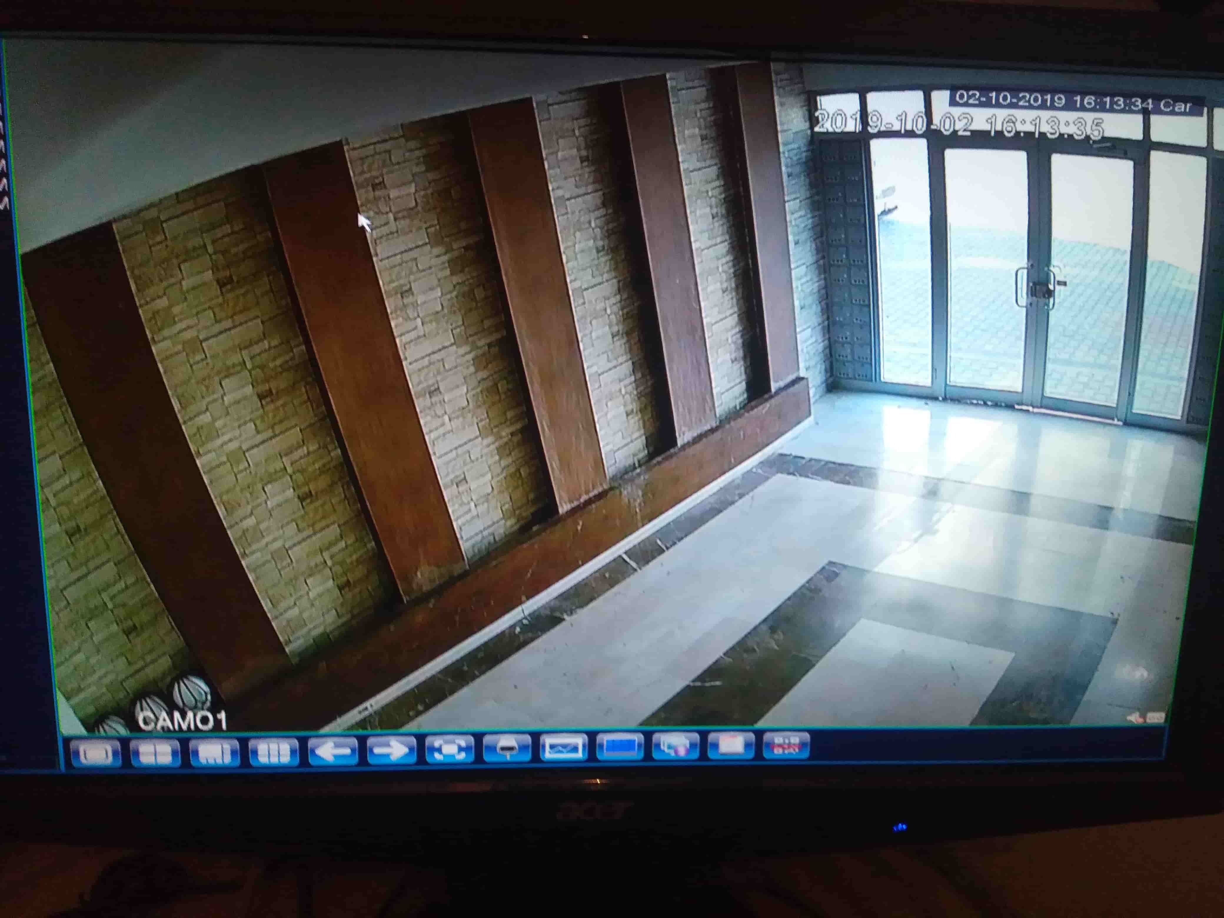 Müşterilerimize Satış Montaj ve Kurulum Yapacağımız İç Ortam Güvenlik Kamerasının Görüntüsü
